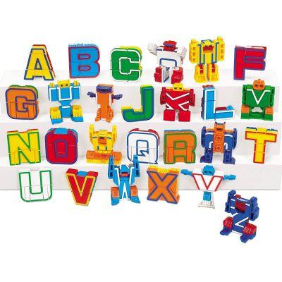 Буквы-трансформеры Likeshore