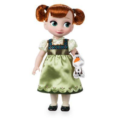 Кукла Дисней Аниматоры Анна